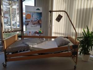 Orthopartner Westerholt Pflegebett Gebrauchsanweisung