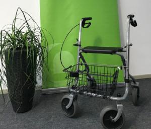 Orthopartner Westerholt Gebrauchsanweisungen Rollator