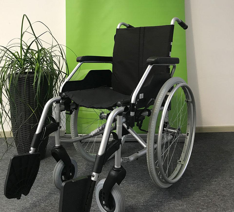 Orthopartner Westerholt Gebrauchsanweisungen Rollstuhl