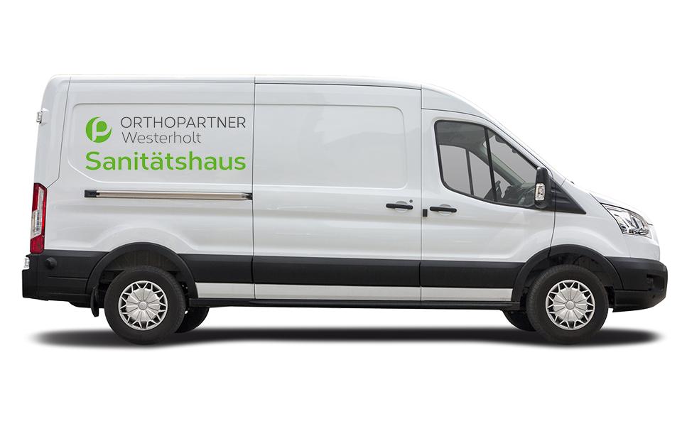 Orthopartner Van Mobile Versorgung